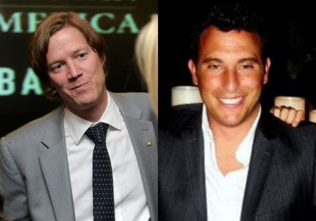 CAA Nick Styne and Sean Grumman