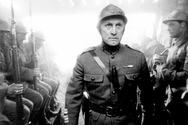 paths to glory kirk douglas