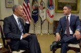 president barack obama daily show