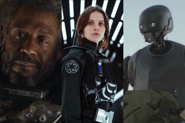 rogue one a star wars story characters ranked jyn erso saw gererra k2-so
