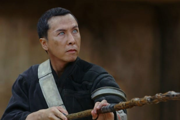 Rogue One's Donnie Yen to Star in MULAN Live Action Adaptation