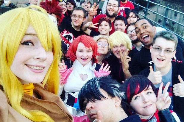 rwby fans tugg crowdsource distribution