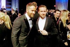 ryan reynolds, ryan gosling critics choice awards