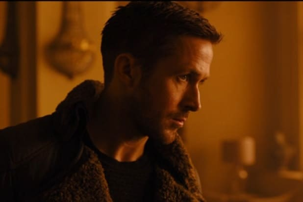 Gosling Is Cooler Than Ford in New 'Blade Runner 2049' Posters