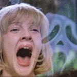 scream Drew barrymore ghostface