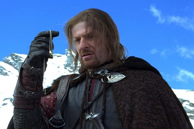 sean bean boromir lord of the rings