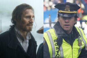 silence patriots day martin scorsese liam neeson mark wahlberg