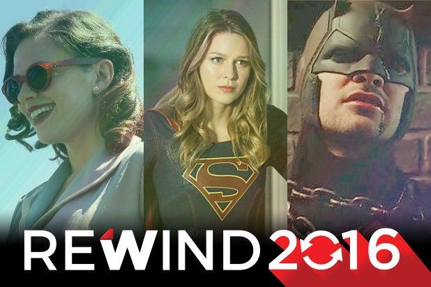 superheroes in 2016