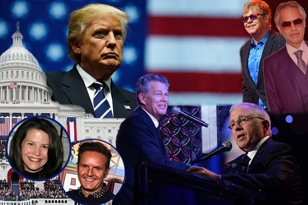 Trump Inauguration Panic: Mark Burnett Throws 'Hail Mary' Staff Shake-Up