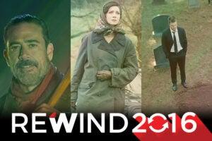 TV Cliffhangers 2016