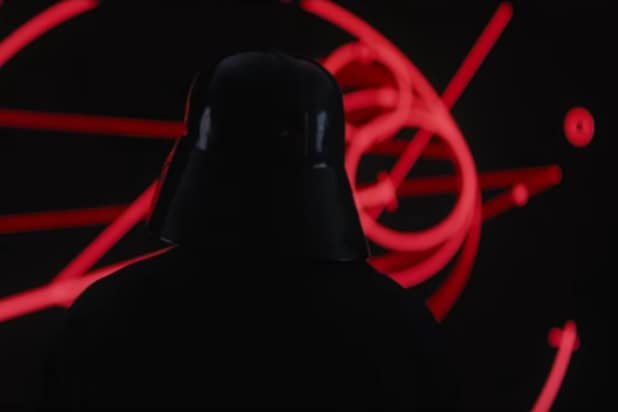 star wars rogue one trailer darth vader