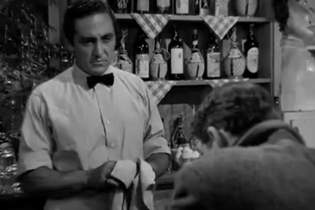 Nick the Bartender Its a Wonderful Life
