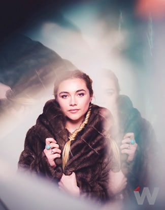 Florence Pugh, Lady Macbeth