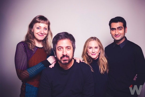 Zoe Kazan, Ray Romano, Holly Hunter, Kumail Nanjiani, The Big Sick