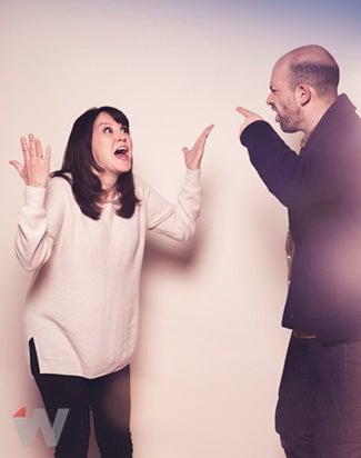 Carla Gallo, Paul Scheer, Playdates