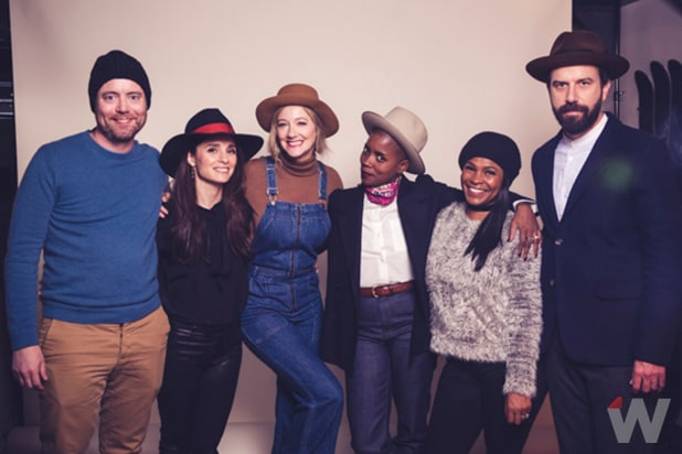 Shiri Appleby, Judy Greer, Janicza Bravo, Nia Long, Brett Gelman, Lemon
