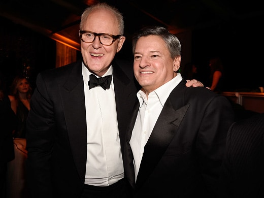 actor-john-lithgow-l-and-netflix-chief-content-officer-ted-sarandos-attend-the-weinstein-company-and-netflix-golden-globe-party-getty