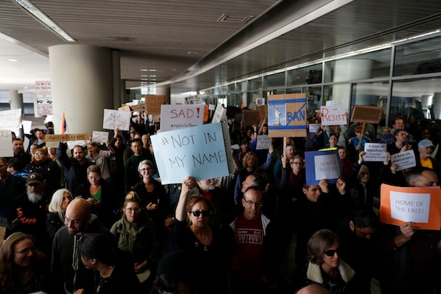 Trump files notice of appeal on Maryland ruling on travel ban