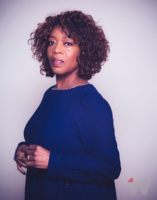 Alfre Woodard, Burning Sands