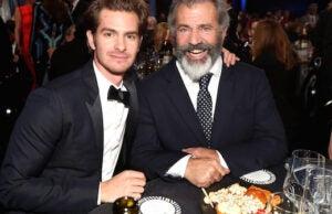 Andrew Garfield, Mel Gibson