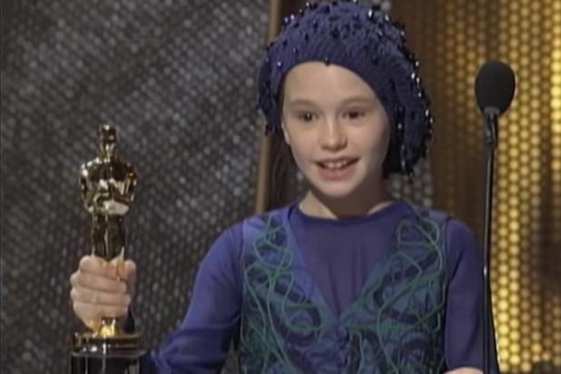 Anna Paquin Oscars