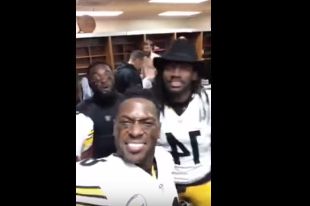 Steelers Coach Calls Patriots  A--holes  in Postgame Locker Room Speech f09118bc4