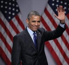Barack Obama Wave