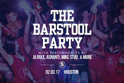 Barstool Sports Party