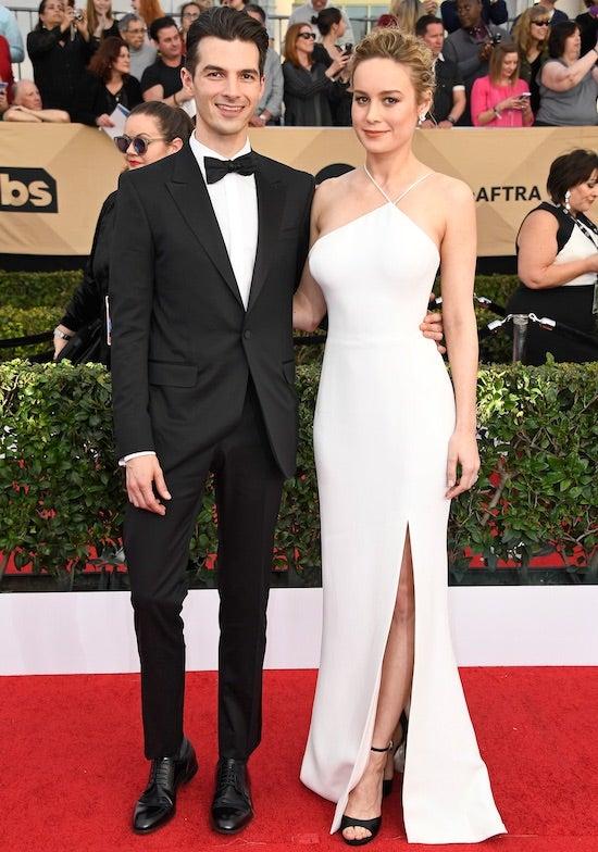 Brie Larson Alex Greenwald