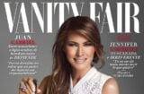 melania trump vanity fair mexico cover