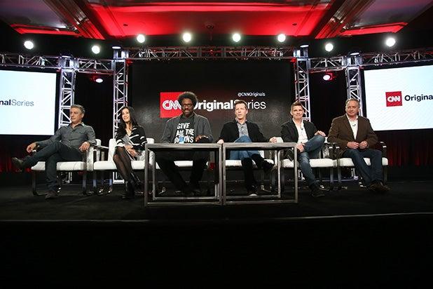 CNN TCA