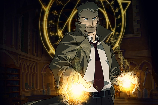 Animated Constantine series heading to CW, Flash and Arrow producer overlooking project