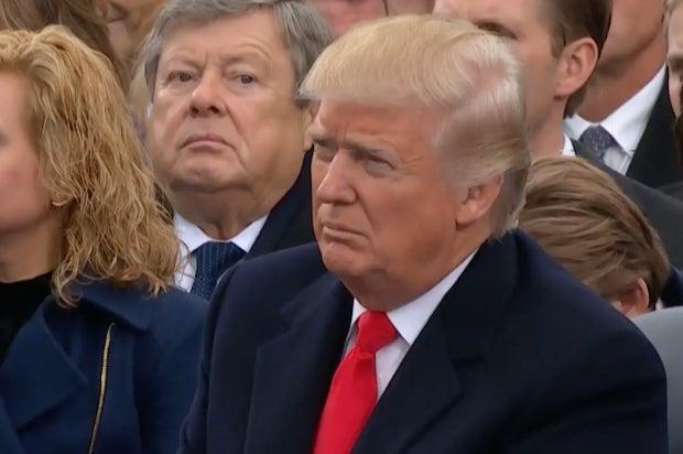 Who Was The Designated Survivor At Trump S Inauguration