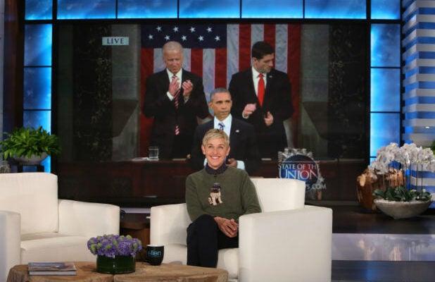 Ellen Barack Obama tribute