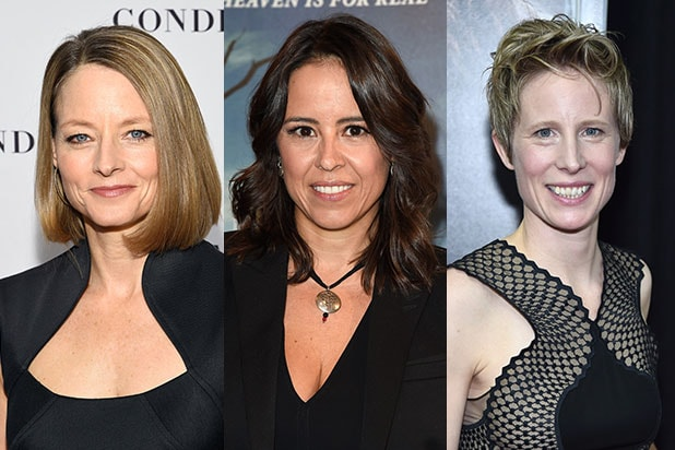 New study reveals fewer women working behind the scenes in Hollywood