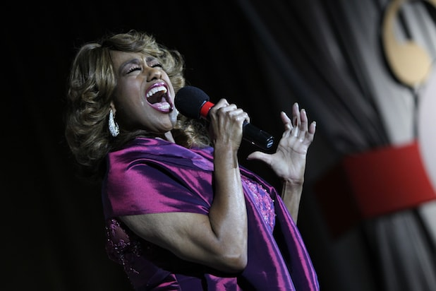 Jennifer Holliday Inauguration