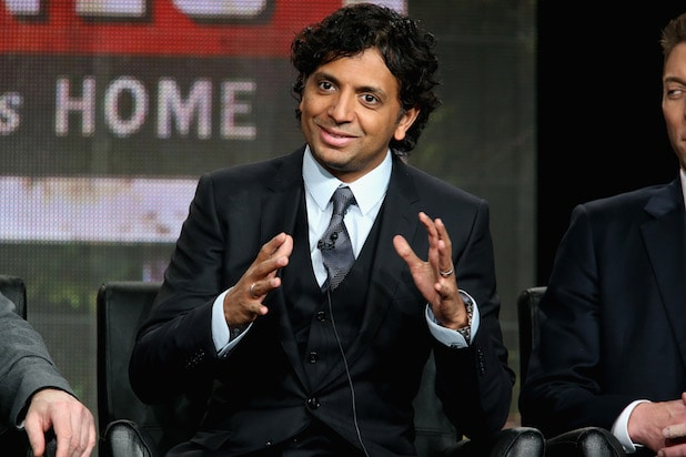 M Night Shyamalan Teams Up With Universal Pictures for 2 New Original Thrillers