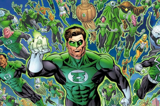 Warner Bros.' 'Green Lantern Corps' To Feature John Stewart, Hal Jordan