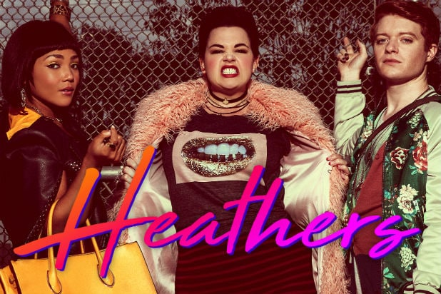 That Heathers TV series now has its first promo