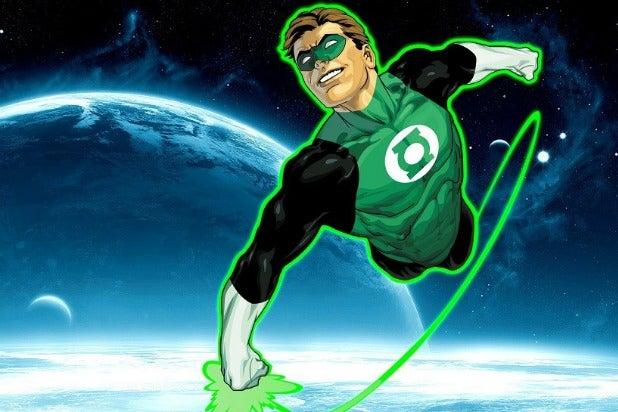 Hal Jordan Green Lantern Corps