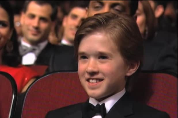 Haley Joel Osment Oscars