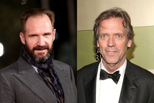 Ralph Fiennes, Hugh Laurie Join Will Ferrell Comedy 'Holmes and Watson'
