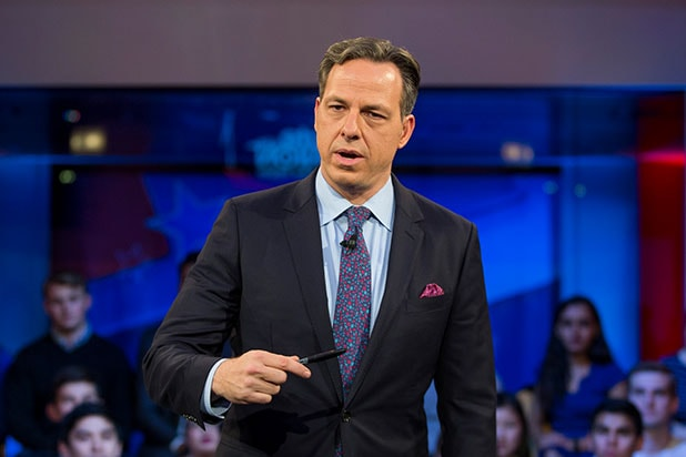 CNN's Jake Tapper fires back at Bill O'Reilly with brutal tweet