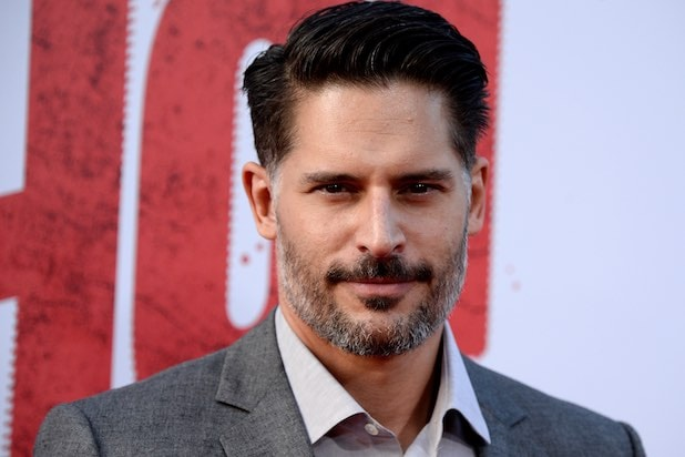 Joe Manganiello Gives Batman Fans Another Glimpse of Deathstroke (Photo)