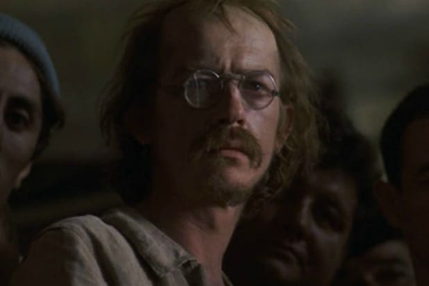 "John Hurt as Max in ""Midnight Express"""