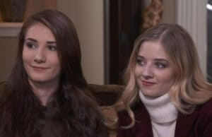 Singer Jackie Evancho's Transgender Sister Approves of Trump Inauguration Performance (Video)