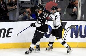 Justin Bieber NHL All-Star Celebrity Shootout