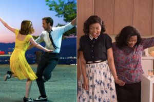 La La Land Hidden Figures