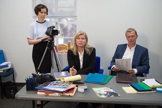La La Land casting directors