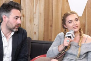 Lady MacBeth Director William Oldroyd and Star Florence Pugh